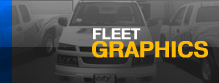 Houston fleet graphics commercial truck wraps